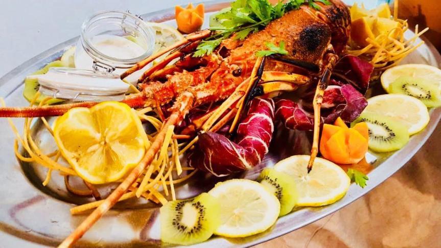 """In_Cilento: """"Taverna di Mare"""", storia di cibo etradizione."""