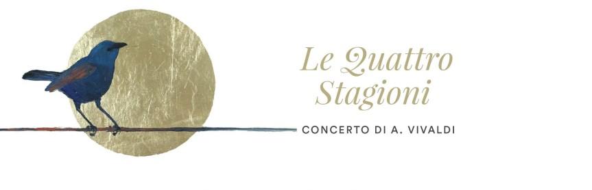 Concerto di Vivaldi al chiaro di luna presso il Giardino dei Sensi del complesso Tiberius diPompeo