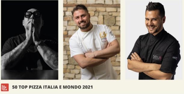 50 TOP PIZZA 2021: I MASANIELLI DI FRANCESCO MARTUCCI (CASERTA) SI CONFERMA LA MIGLIORE PIZZERIA ALMONDO